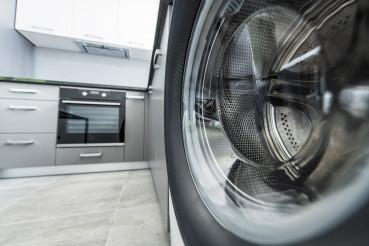 Residential Washing Machine Laundry