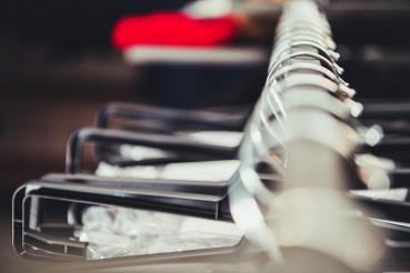 Retail Store Clothing Garment Rack