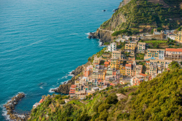 Riomaggiore Ligura Italy