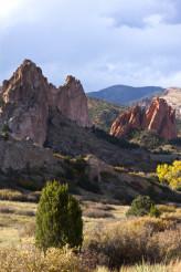 Rocks Formation Colorado