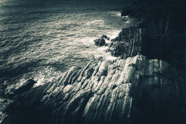 Rocky Mediterranean Shore