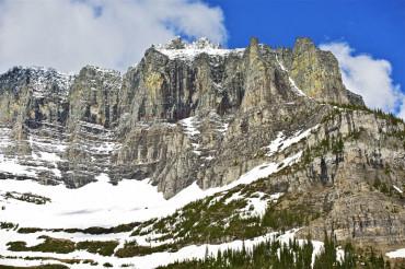 Rocky Mountains Landscape