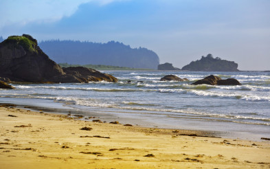 Rocky Pacific Coast