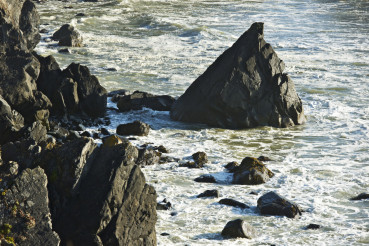 Rocky Shore Line