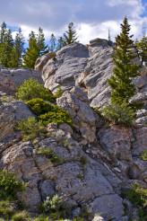 Rocky Wyoming State