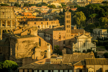Rome Historical Places