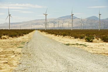 Rough Desert Road