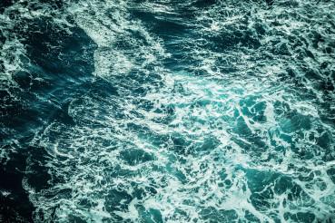 Rough North Hemisphere Seas
