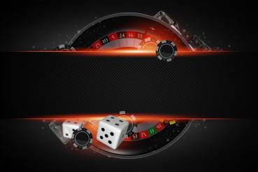 Roulette Copy Space Concept