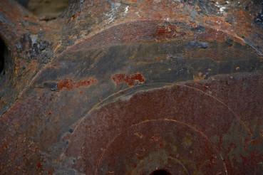 Rustic Iron Background