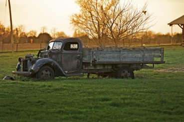 Rustic Old Truck