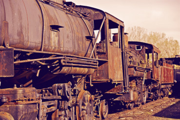 Rusty Locomotives