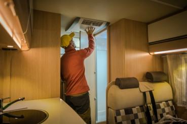 RV Air Conditioner Check