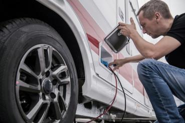 RV Electric Hookup Problem