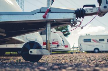 RV Parking Storage