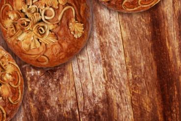 Rye Bread Decoration