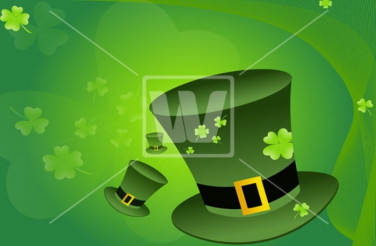 Saint Patrick Vector