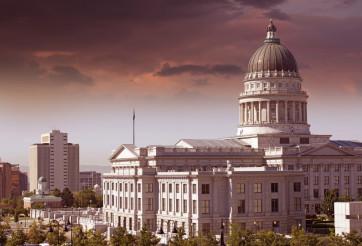 Salt Lake City Capitol