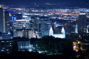 Salt Lake City Downtown