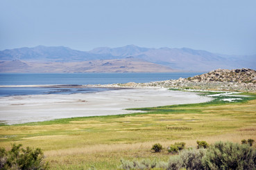 Salt Lake Scenery