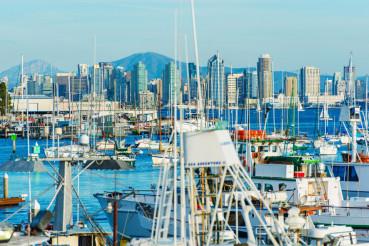 San Diego Bay California