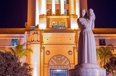 San Diego Civic Center