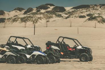 Sandy Beach ATV Rides