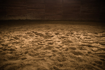 Sandy Horse Riding Arena