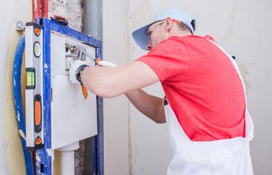 Sanitary System Installation