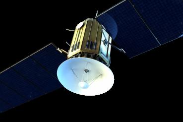 Satellite Closeup PNG