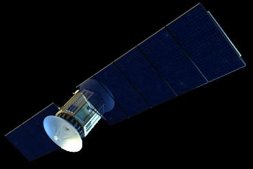 Satellite Illustration Isolated