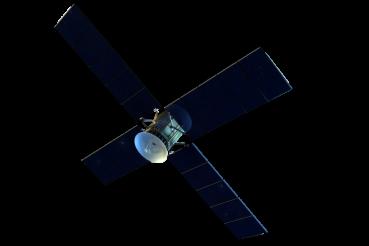 Satellite Illustration PNG