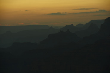 Scenery of Grand Canyon