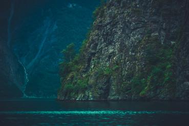 Scenery of Norwegian Fjords