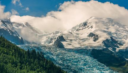 Scenic Alpine Landscape