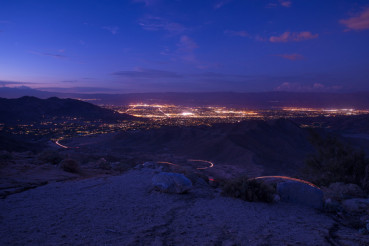 Scenic Coachella Valley