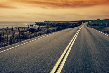 Scenic Coastal Road