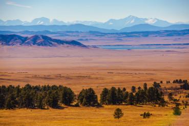 Scenic Colorado Landscape