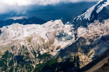 Scenic Italian Alps