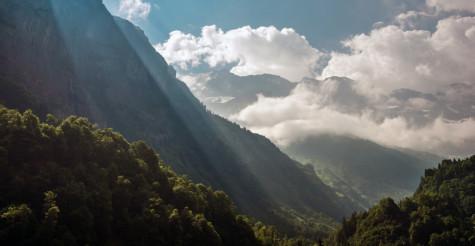 Scenic Jungfrau Region