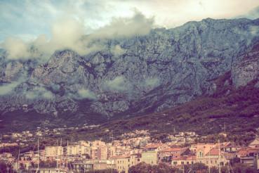 Scenic Makarska Landscape