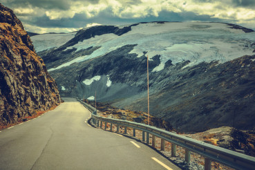 Scenic Norwegian Route