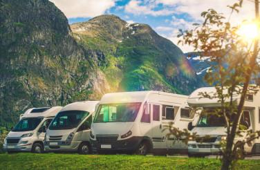 Scenic RV Park Camping