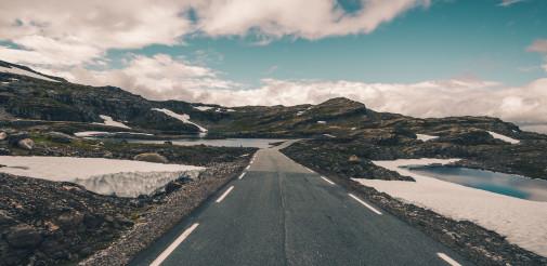 Scenic Scandinavian Alpine Route