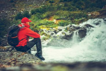 Scenic Waterfalls Trekking