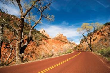 Scenic Zion Road