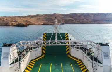 Sea Ferry Transportation