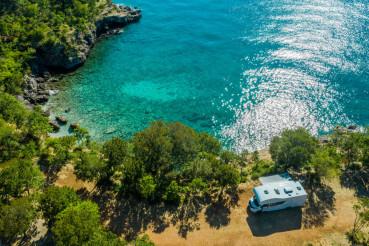 Sea Front RV Campsite