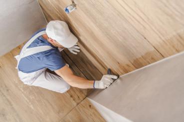 Sealing Finished Ceramic Tiles