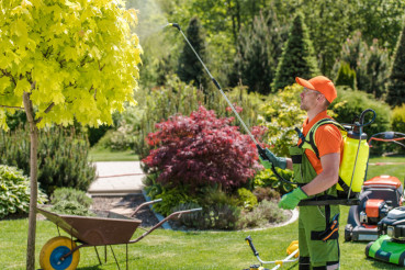 Seasonal Garden Fertilization